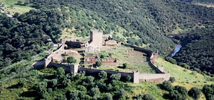 Castle of Noudar, in Barrancos