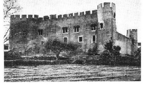 Castle of Alvito