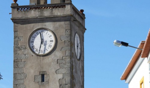 Clock Tower, in Vidigueira