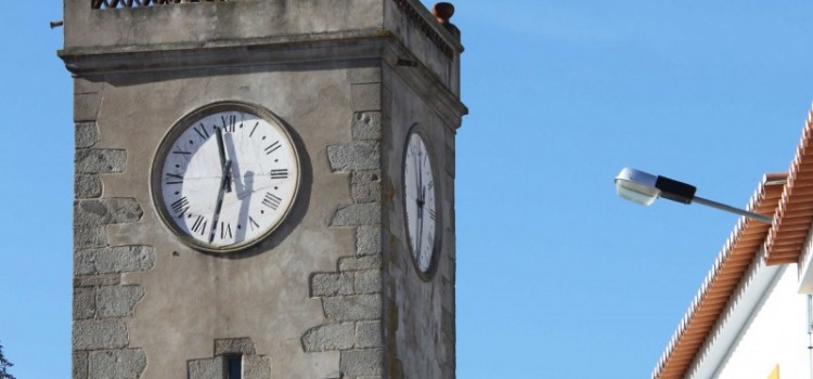 Clock Tower, in Vidigueira