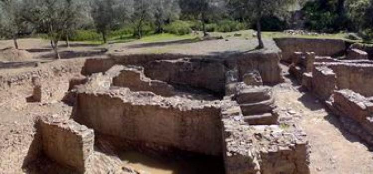 Povoado das Mesas do Castelinho From The Iron Age, in Almodôvar