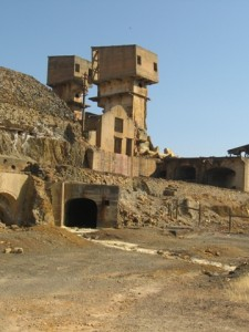 São Domingos Mine, in Mértola